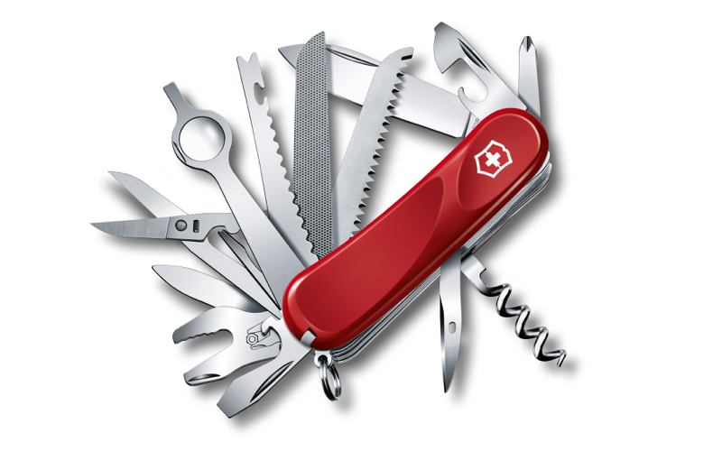 IP Rights Management mid-year 2017: The Swiss Army Knife